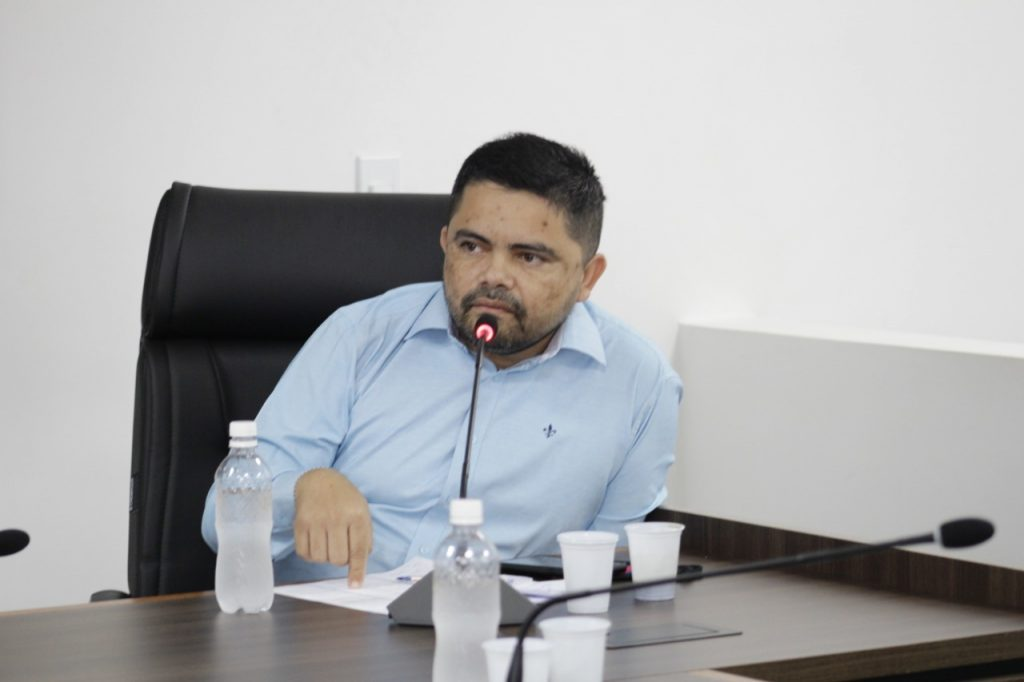 Jesuino Boabaid participa de audiência na ALE/RO para tratar de lei do transporte intermunicipal gratuito dos agentes de Segurança Pública