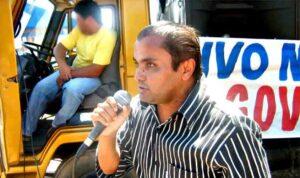 NOTA DE PESAR: Jesuíno Boabaid lamenta a morte do sindicalista Clay Milton Alves